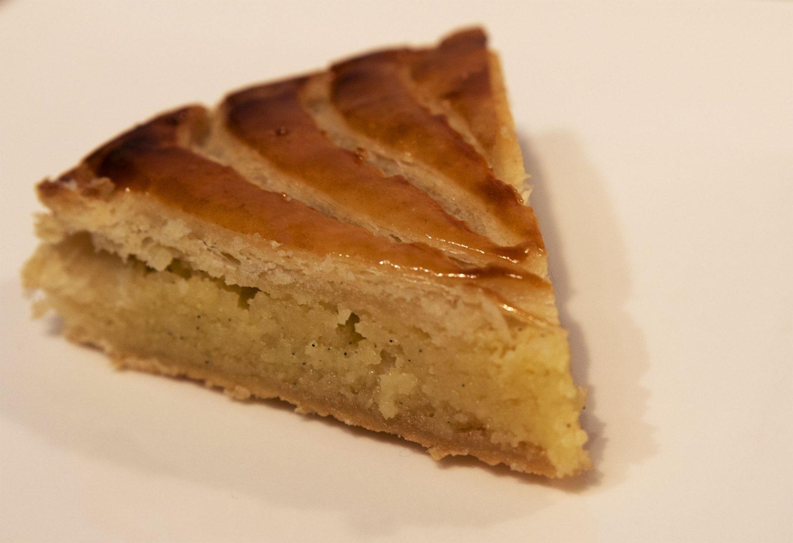 galette des rois ultime frangipane vanille fondante moelleuse trop bonne