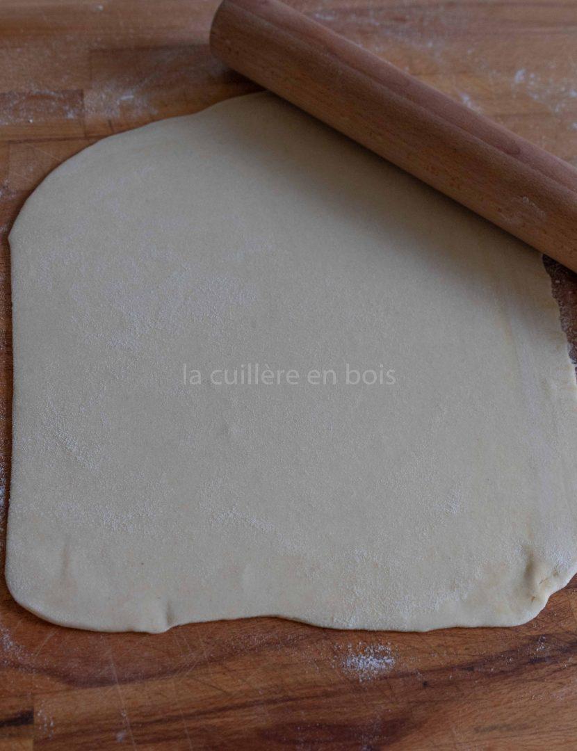 Galette des rois frangipane vanille délicieuse et fondante