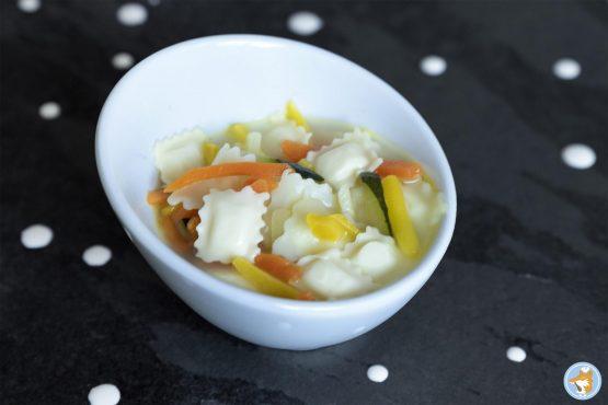 recette de soupe de ravioles hyper gourmande